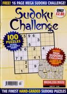 Sudoku Challenge Monthly Magazine Issue NO 197