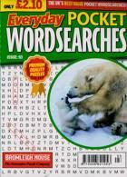 Everyday Pocket Wordsearch Magazine Issue NO 93