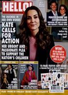 Hello Magazine Issue NO 1664