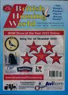 British Homing World Magazine Issue NO 7553