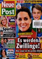 Neue Post Magazine Issue NO 45