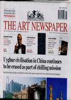 Art Newspaper Magazine Issue NOV 20