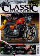 Classic Bike Guide Magazine Issue OCT 20