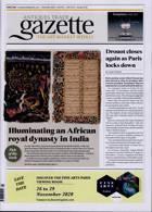 Antique Trades Gazette Magazine Issue 07/11/2020