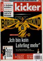 Kicker Montag Magazine Issue NO 44