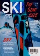 Ski Magazine Issue OCT 20