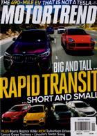Motor Trend Magazine Issue NOV 20