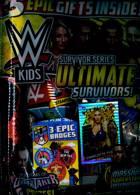 Wwe Kids Magazine Issue NO 165