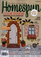 Homespun Magazine Issue 93