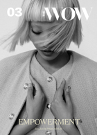 The Wow Issue 3 Cover 1 Magazine Issue #3 SooJoo