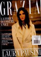 Grazia Italian Wkly Magazine Issue NO 47