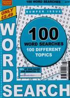 Brainiac Wordsearch Magazine Issue NO 116