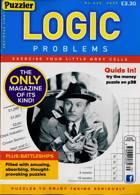 Puzzler Logic Problems Magazine Issue NO 435