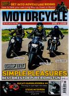 Motorcycle Sport & Leisure Magazine Issue NOV 20