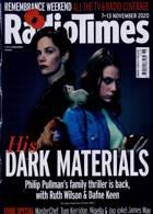 Radio Times London Edition Magazine Issue 07/11/2020