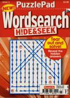 Puzzlelife Ppad Wordsearch H&S Magazine Issue NO 3