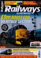 Railways Illustrated Magazine Issue DEC 20