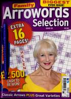 Family Arrowords Selection Magazine Issue NO 33