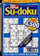 Take A Break Sudoku Magazine Issue NO 13