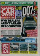 Classic Car Weekly Magazine Issue 04/11/2020