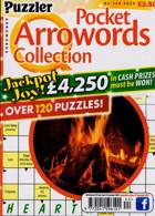 Puzzler Q Pock Arrowords C Magazine Issue NO 144
