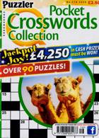 Puzzler Q Pock Crosswords Magazine Issue NO 216