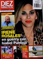 Diez Minutos Magazine Issue NO 3612