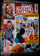Your Crochet Knitting Magazine Issue NO 21