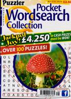 Puzzler Q Pock Wordsearch Magazine Issue NO 216