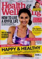 Health And Wellbeing Magazine Issue DEC 20