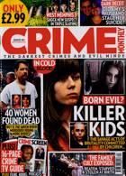 Crime Monthly Magazine Issue NO 20