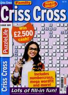Family Criss Cross Magazine Issue NO 309