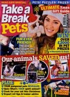 Real Life Special Magazine Issue TAB PETS2