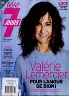 Tele 7 Jours Magazine Issue NO 3154