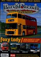 Bus And Coach Preservation Magazine Issue DEC 20