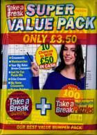 Take A Break Super Value Pack Magazine Issue PACK 13