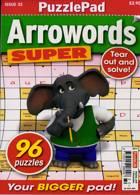 Puzzlelife Arroword Super Magazine Issue NO 32
