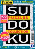 Puzzler Sudoku Puzzle Collection Magazine Issue NO 155