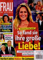 Frau Im Spiegel Weekly Magazine Issue NO 47