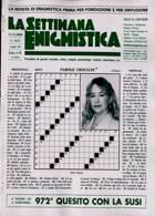 La Settimana Enigmistica Magazine Issue NO 4625