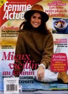 Femme Actuelle Magazine Issue NO 1885