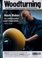 Woodturning Magazine Issue WT350