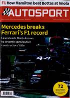 Autosport Magazine Issue 05/11/2020