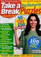 Tab My Favourite Puzzles Magazine Issue DEC 20