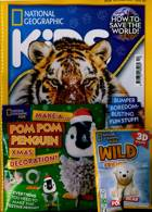 National Geographic Kids Magazine Issue DEC 20