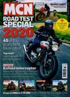 Best Of Biking Series Magazine Issue ROAD TEST