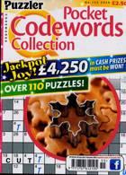 Puzzler Q Pock Codewords C Magazine Issue NO 155