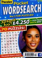 Puzzler Pocket Wordsearch Magazine Issue NO 444