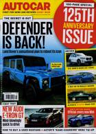 Autocar Magazine Issue 04/11/2020
