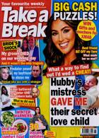 Take A Break Magazine Issue NO 46